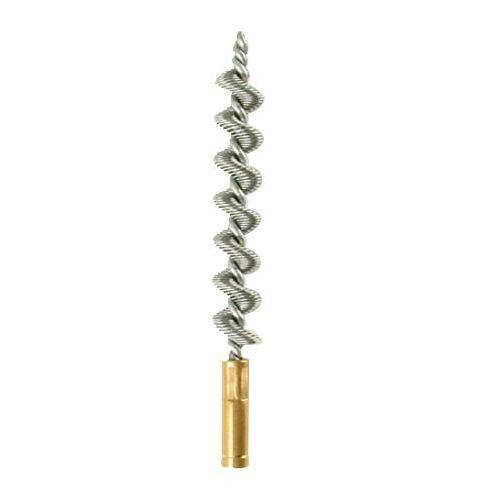 E couvillon spirales en acier nettoyage carabine 9 12 et 14