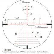 Ebr7c viper pst g2 3 15x44 mesures