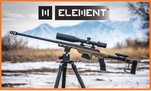 Element optics chasseur et compagnie