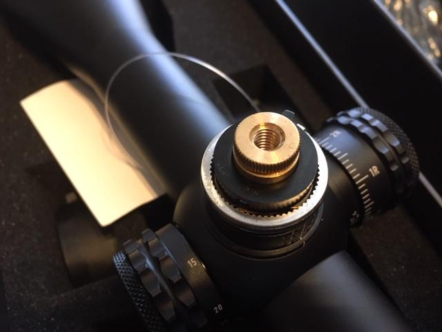 Element optics helix 6 24x50 zero stop