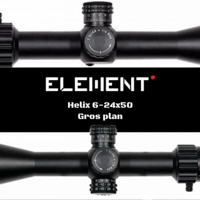 Element optics helix 6 24x50