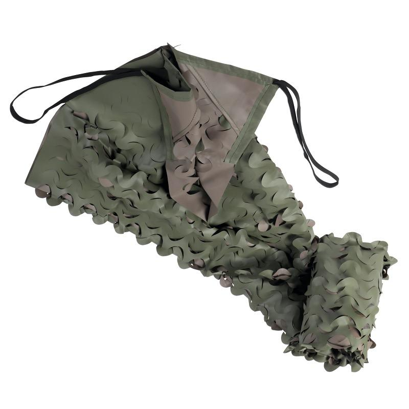 Filet De Camouflage Polyester Pas Cher 1 5x10 Metre Stepland