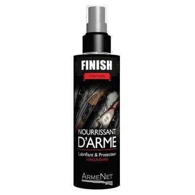 Finition de bronzage armenet finish en spray sans gaz 200ml