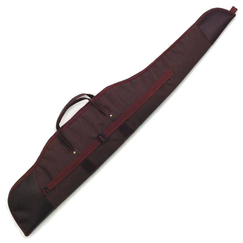 Fourreau a carabine avec lunette marron pas cher chasseur