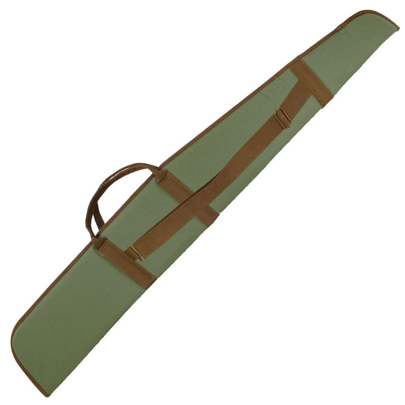 Fourreau a fusil country sellerie en cordura vert 120 130cm