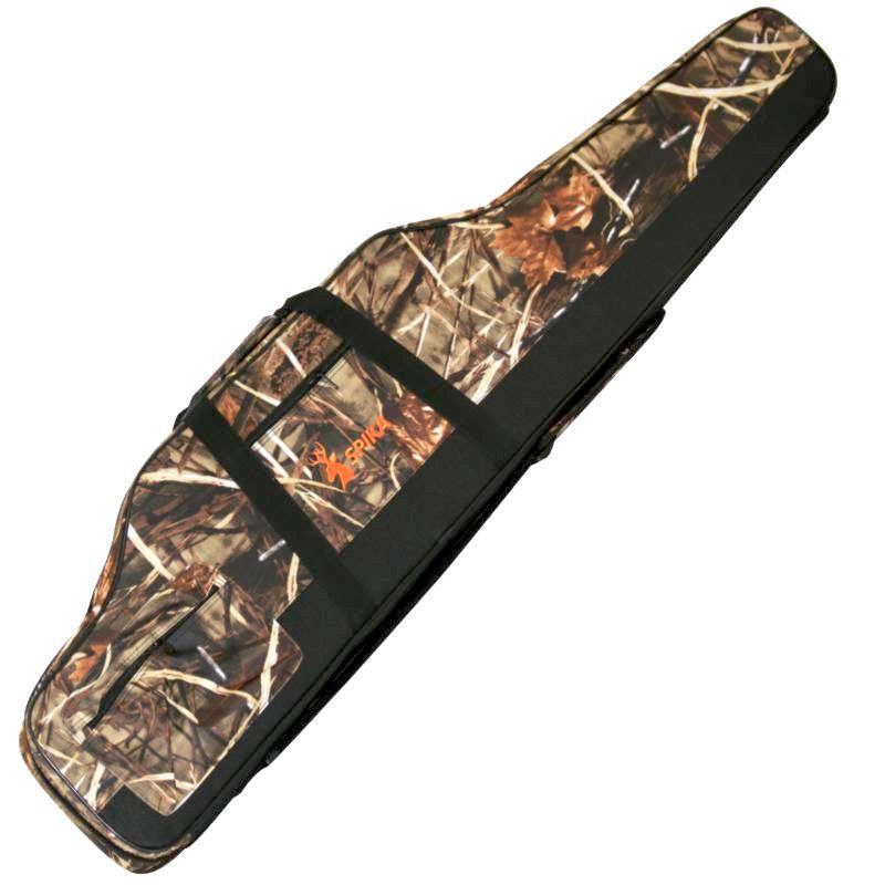 Fourreau camo sac a dos 127 cm de long pour carabine spika