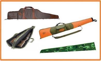 Fourreau carabine fusil chasseur et compagnie 1