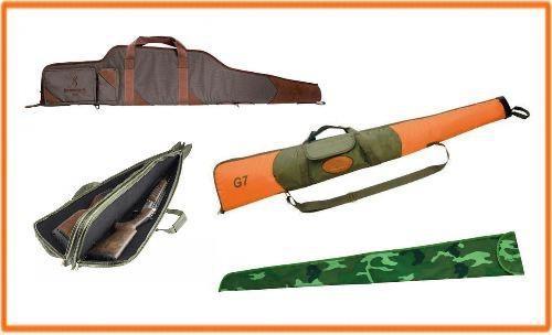 Fourreau carabine fusil chasseur et compagnie