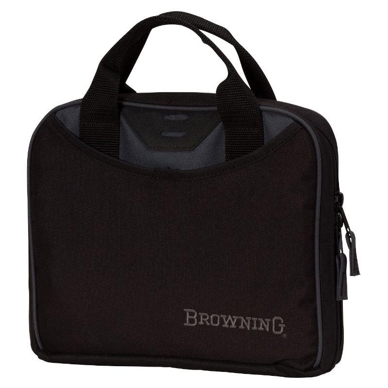 Fourreau sac etui pour pistolet browning crossfire noir