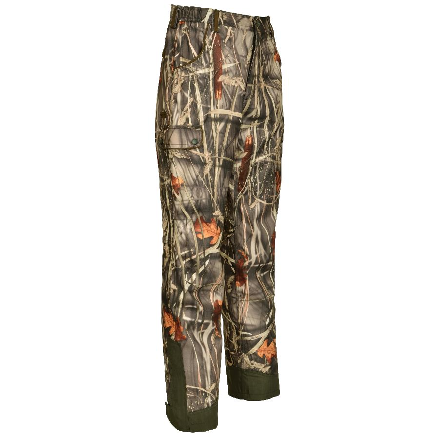 Fuseau chasse percussion brocard en skintane ghost camo wet