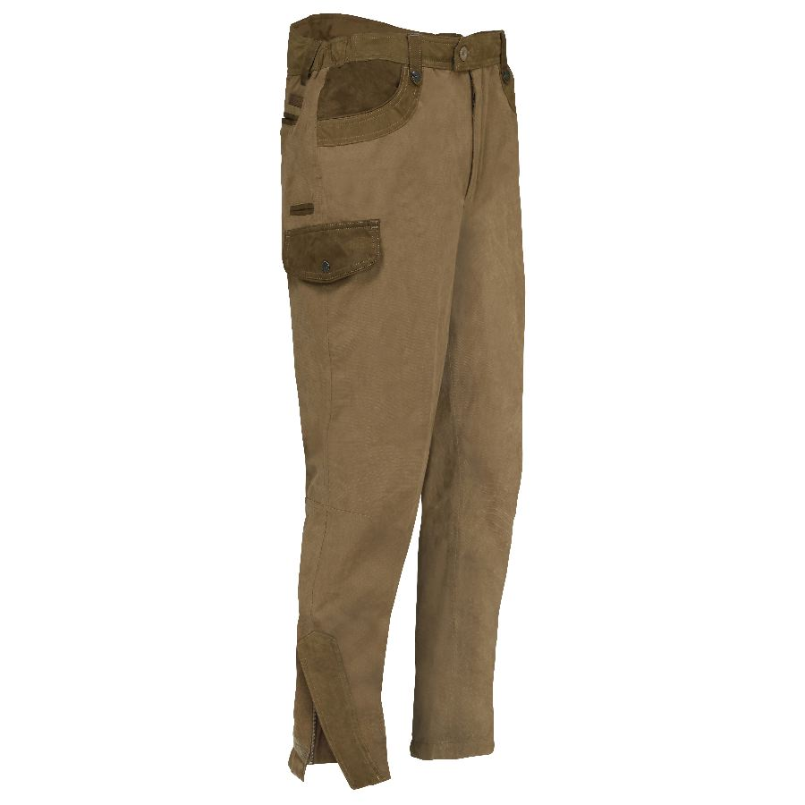 Fuseau chasse percussion rambouillet beige pas cher chasseur