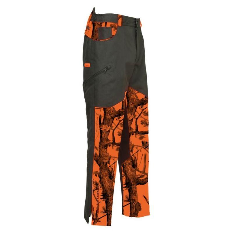 Fuseau de chasse percussion predator r2 camouflage orange