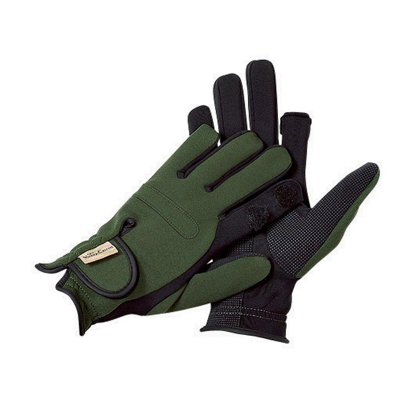 Gant chasse verney carron glovert ne opre ne ouverture doigt