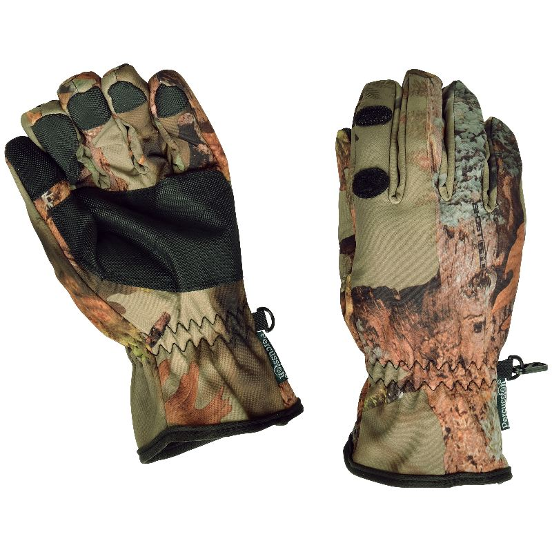 Gant de chasse camouflage ghostcamo forest percussion