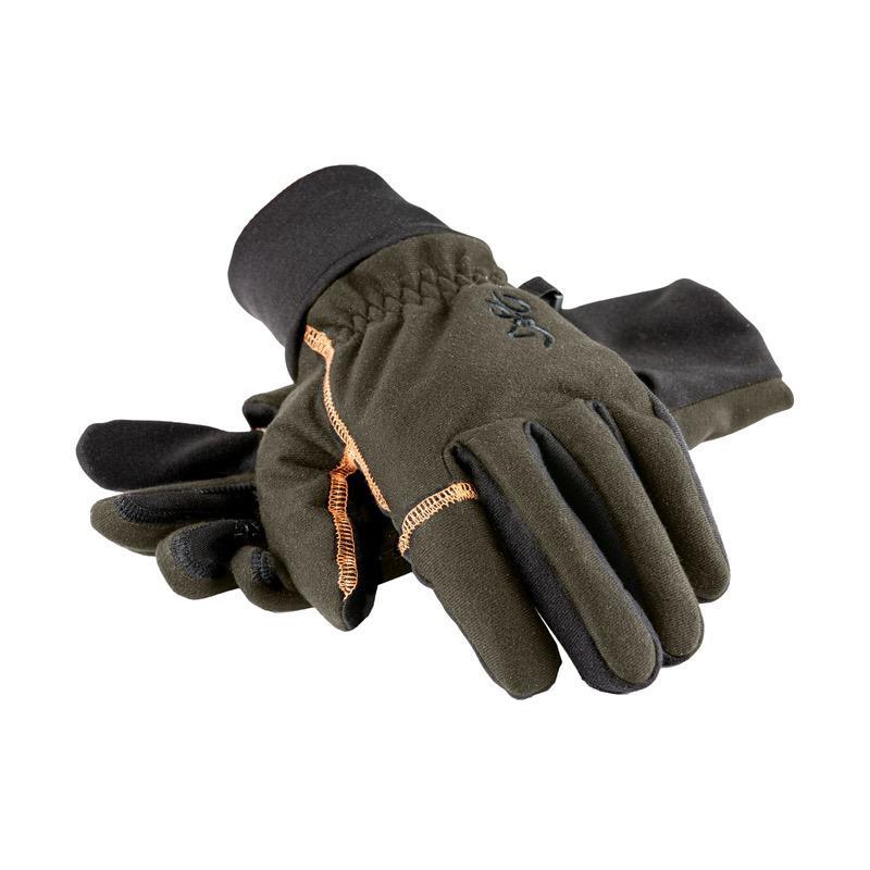 Gant pour la chasse browning winter pour temps froid kaki
