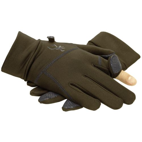 Gants browning winter stalker light avec indexe ouvrant tir