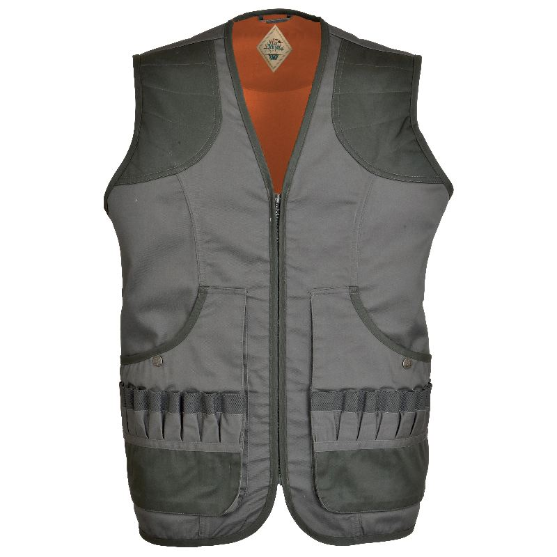 Gilet chasse idaho natureland ouverture re versible pas cher