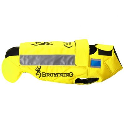 Gilet protection chien jaune protect pro evo browning 2019