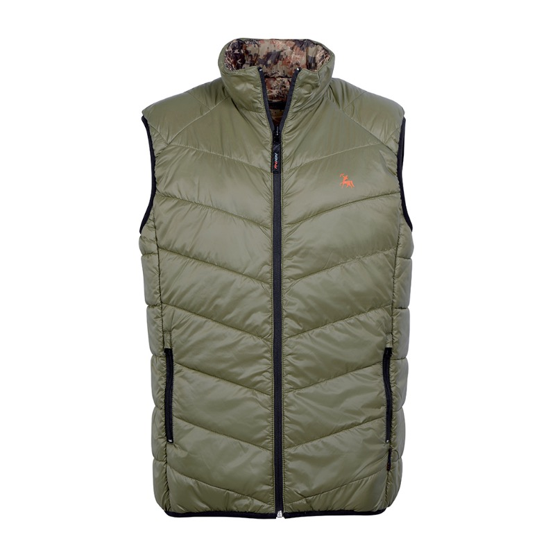 Gilet re versible verney carron gue pard