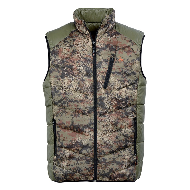 Gilet re versible verney carron gue pard1
