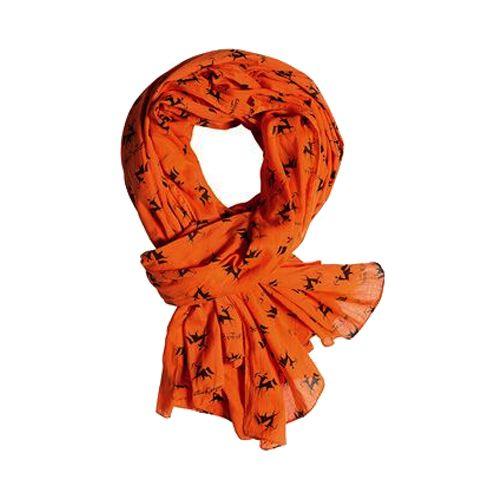 Grand che che 180 x 110 verney carron orange