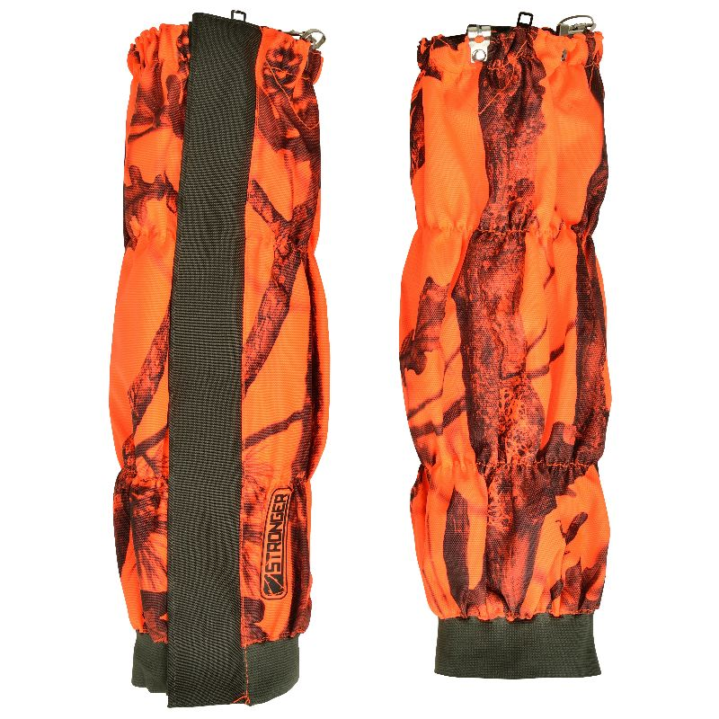 Gue tres percussion stronger camouflage orange ghstcamo