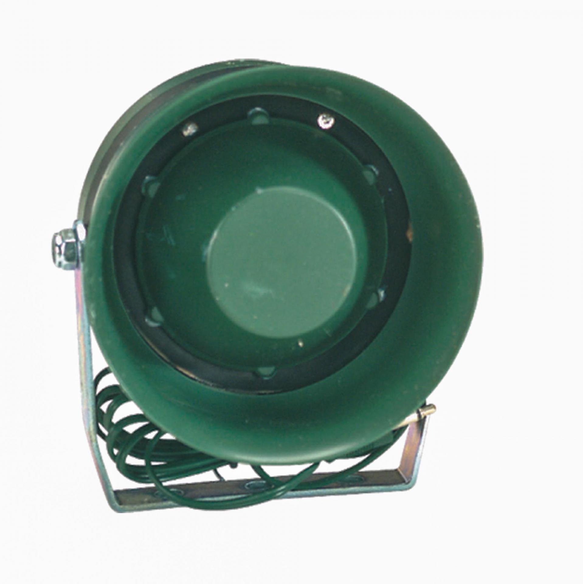 Haut parleur trombe 7 ohms pour appeaux e lectroniques mundi sound ou autre chez chasseur et compagnie