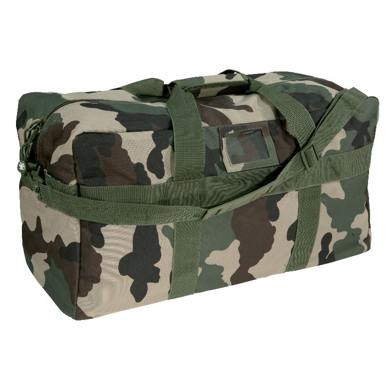 Housse para percussion 60 litres portage main ou dos camouflage