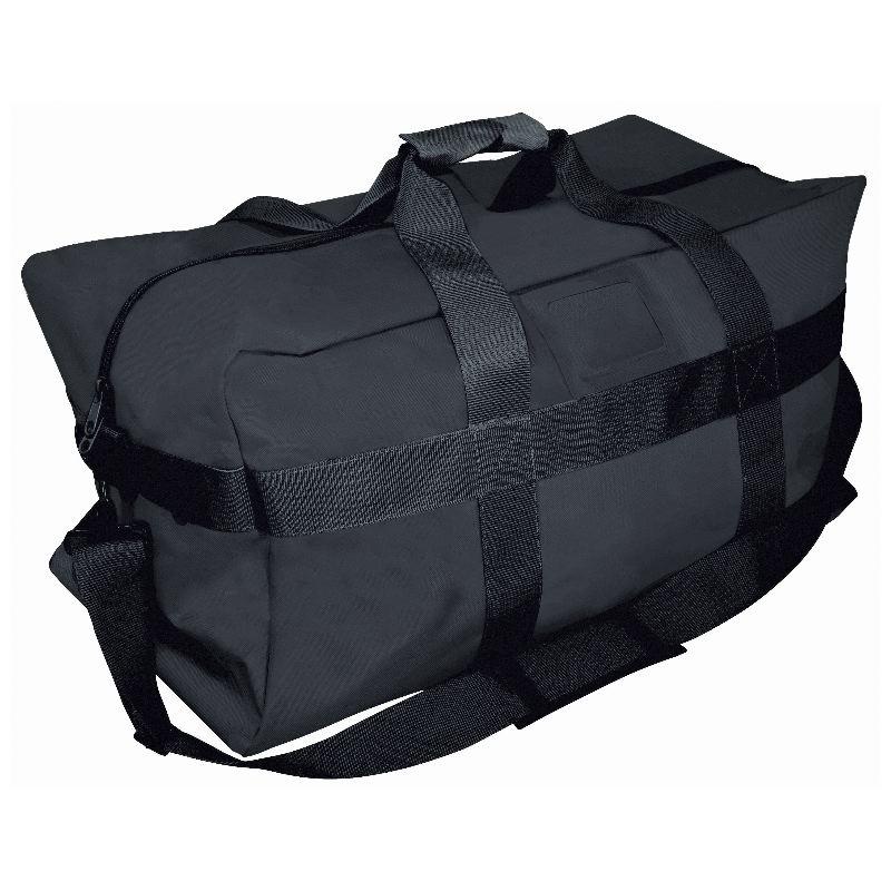 Housse para percussion 60 litres portage main ou dos noir