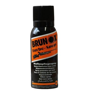 Huile Brunox Turbo-Spray en pulvérisateur 120ml