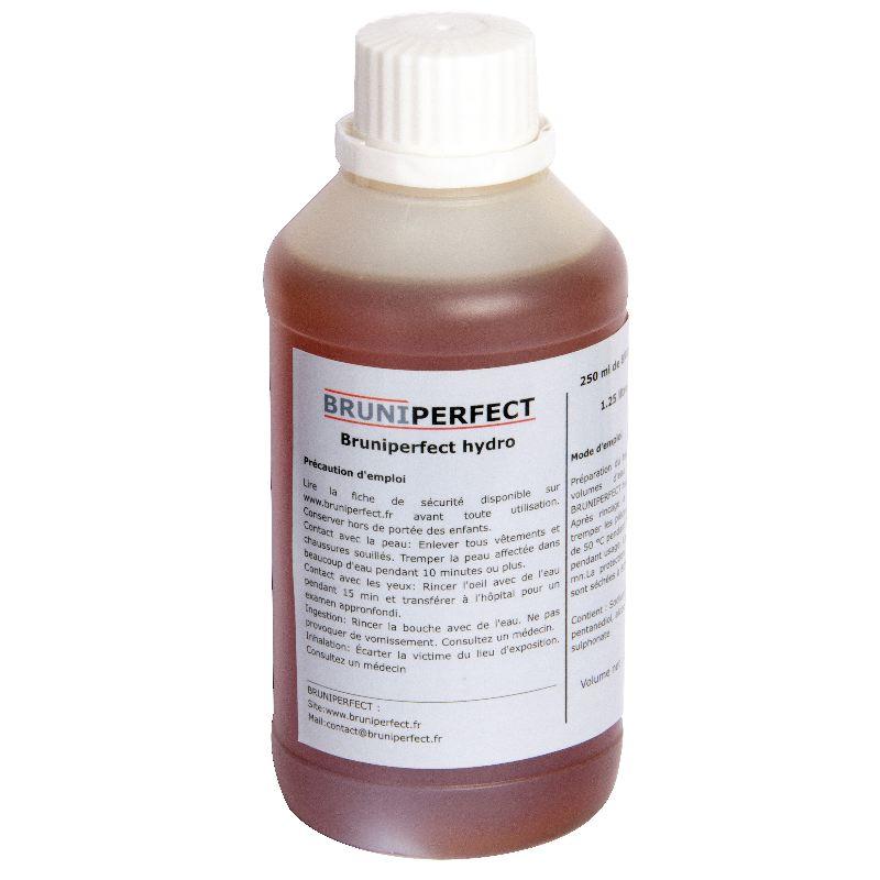 Hydro fixateur bruniperfect contre la corrosion du me tal