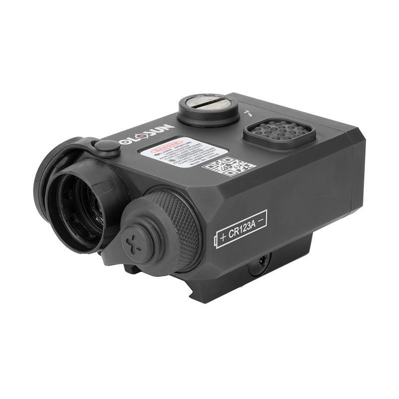 Illuminateur laser vert point ir lampe ir holosun ls321g