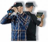 Jumelles avec wifi et blutooth