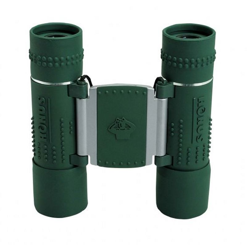 Jumelles compact et le ge re 10x25 compact et le ge re konus action pas cher vert
