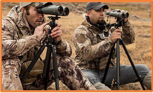 Jumelles de chasse chasseur et compagnie 1