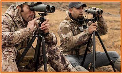 Jumelles de chasse chasseur et compagnie 2