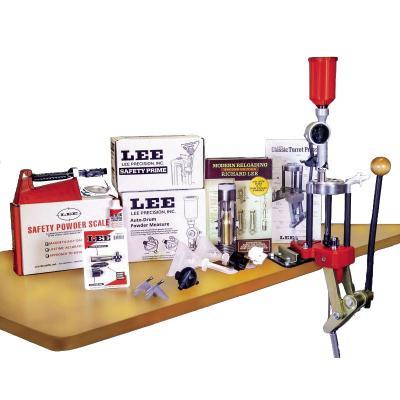 Kit presse de rechargement semi automatique Lee Precision turret