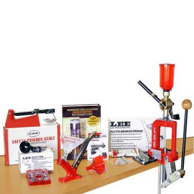 Kit presse de rechargement Deluxe challenger kit Lee Precision