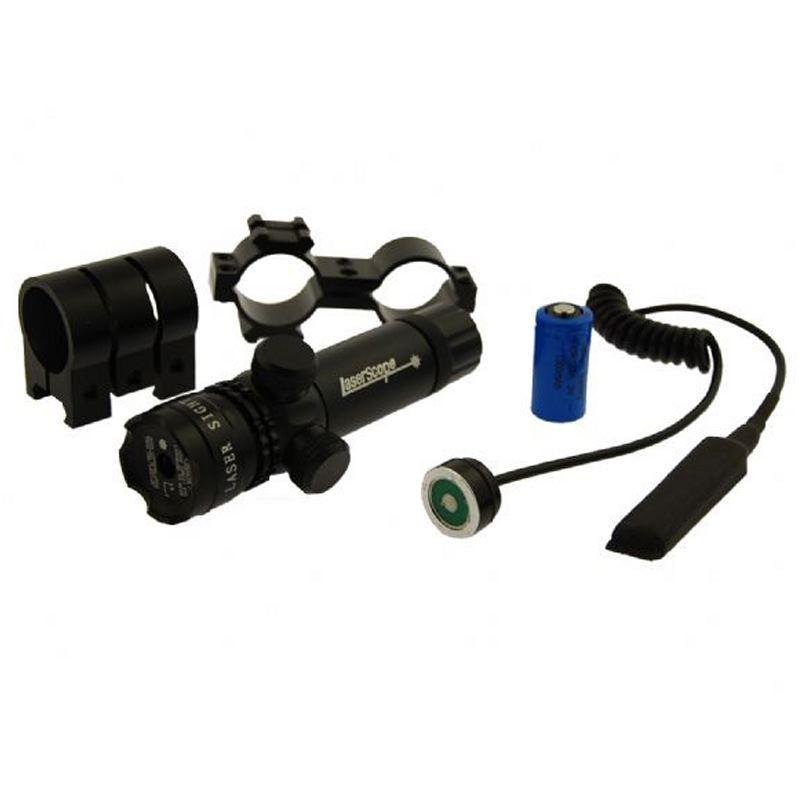 Lampe laser pour lunette de tir pas cher rc4 avec montage
