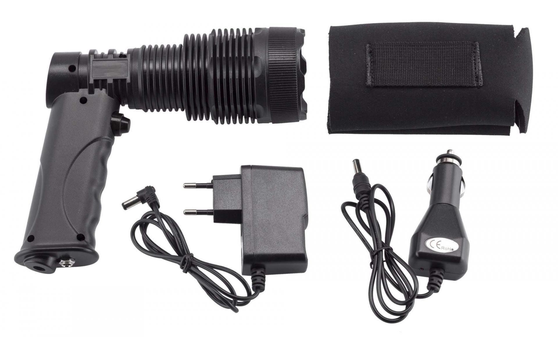 Lampe portative a led rechargeable
