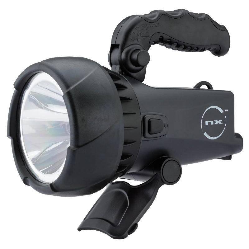 Lampe projecteur a led rechargeable 1 200 000 candelas 10w 1