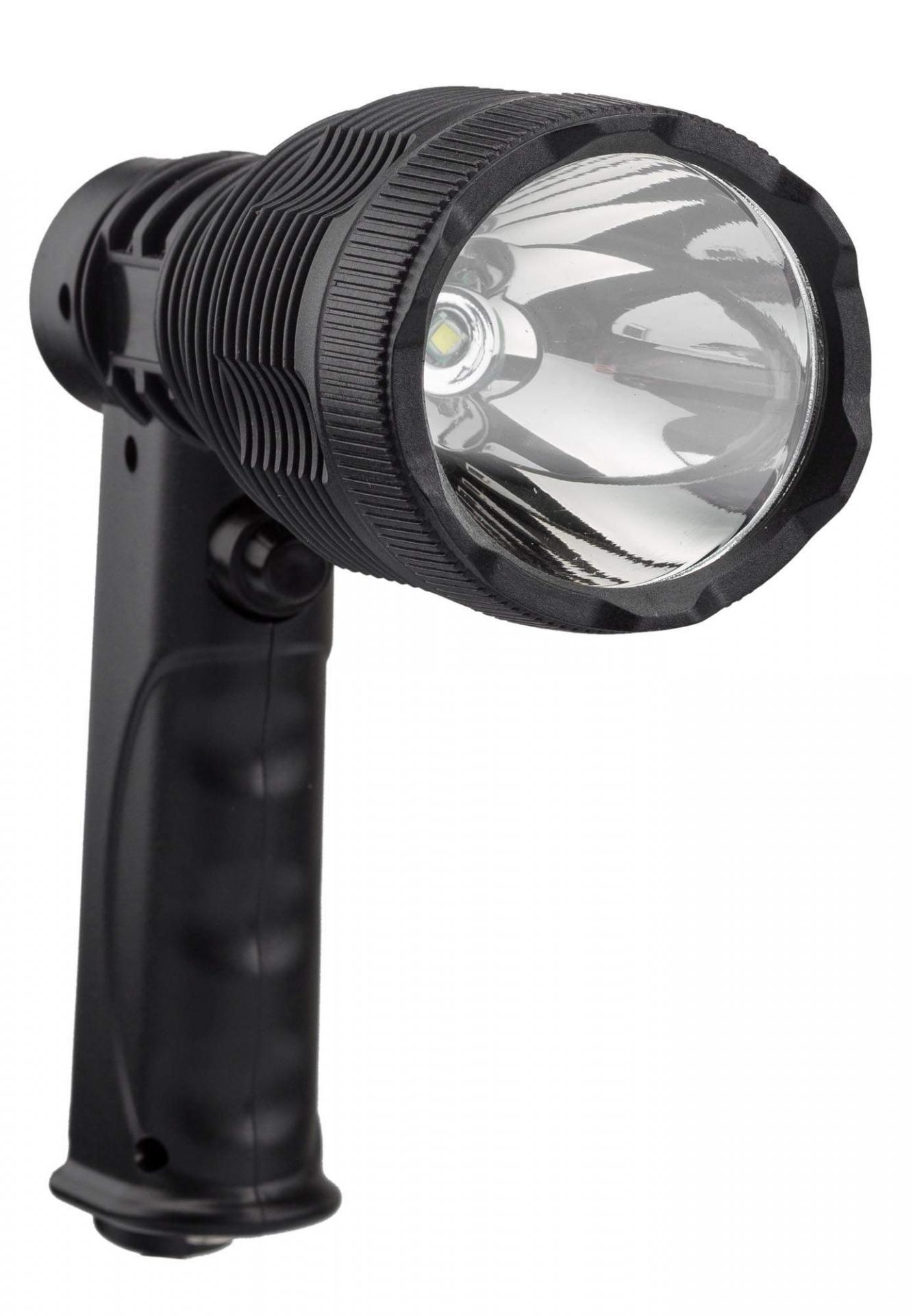 Lampe spot led puissance 800 lumens chasseur et compagnie