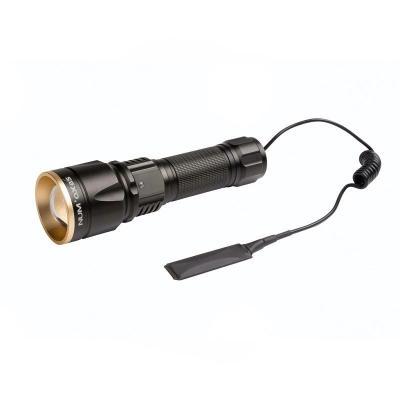 Lampe torche chasse rechargeable num axes lmp1019 verte