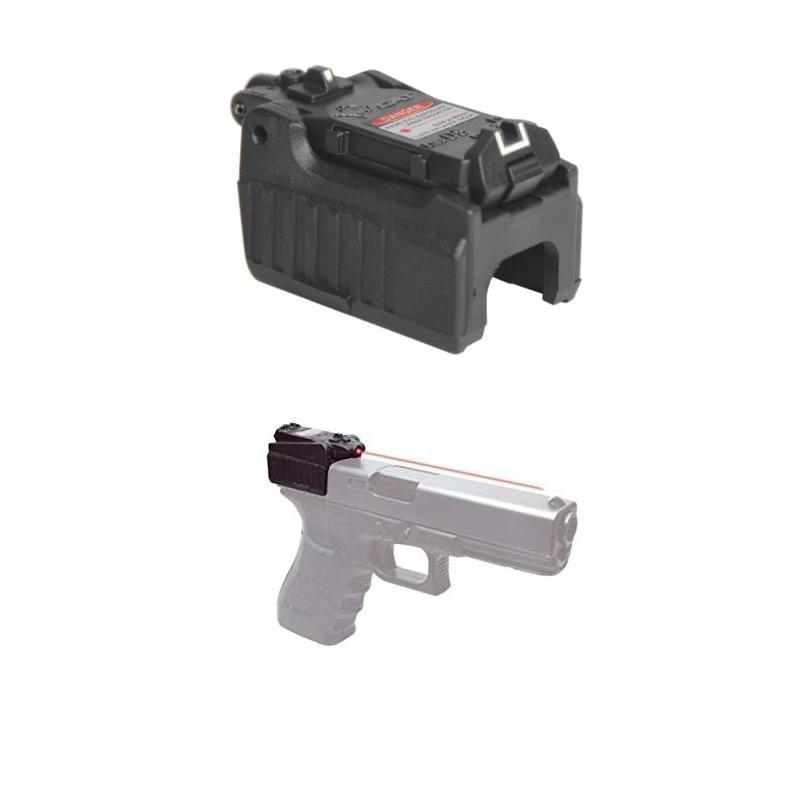 Laser glock 17 19 22 23 25 26 27 28 31 32 33 34
