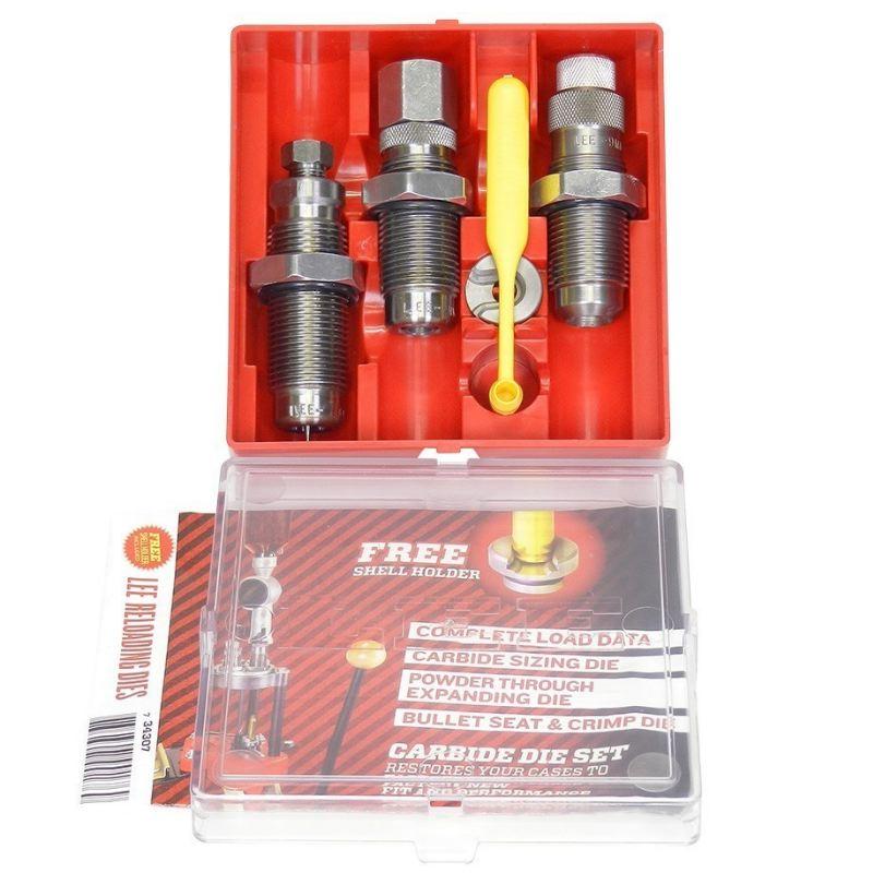 Lee precision carbide die set jeux d outils arme de poing 1