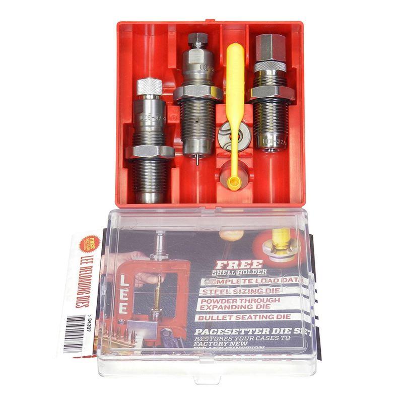Lee precision steel 3 die set jeu d outil acier rechargement