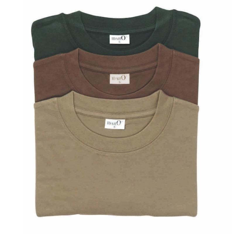 Lot Tee Shirt  Uni X 3 Idaho