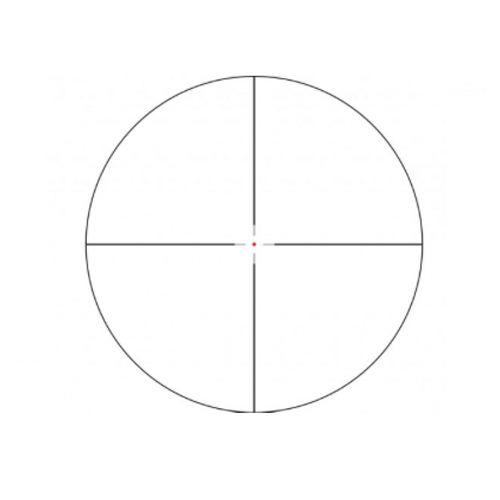 Lunette vortex crossfire ii 1 4x24 ret v brite moa lumineux chasseur et compagnie