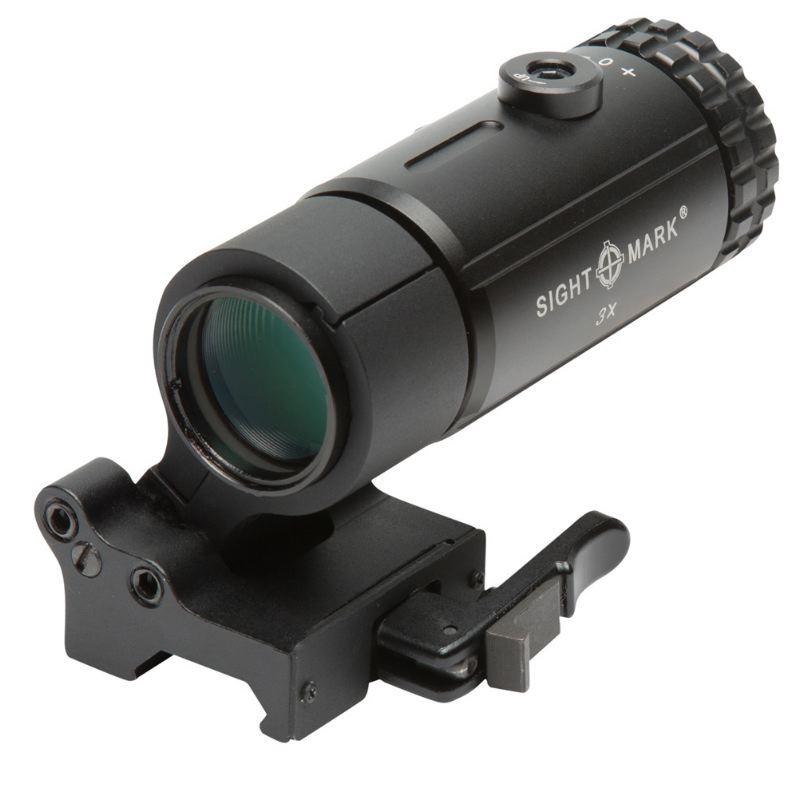 Magnifier pour point rouge sightmark x3 t 3 sm19063
