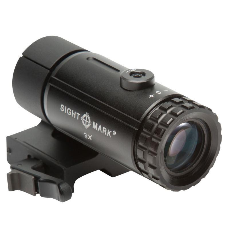 Magnifier pour point rouge sightmark x3 t 3 sm19064